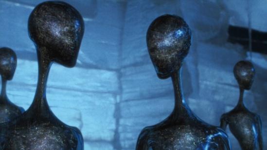 Ultraterrestrials